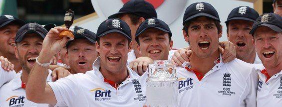 The Ashes 2013 Australia vs England