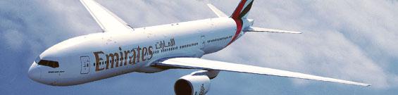 Emirates Boeing 777-200