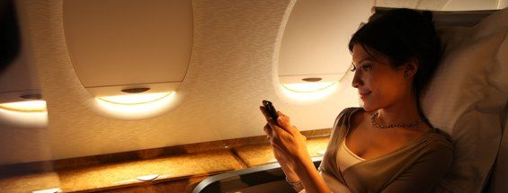 Save with Advance Purchase Business Class Fares