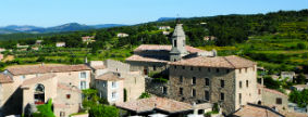 Crillon Le Brave, Provence