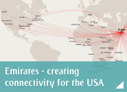 Emirates - creating connectivity for the USA