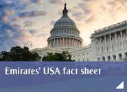Emirates USA fact sheet