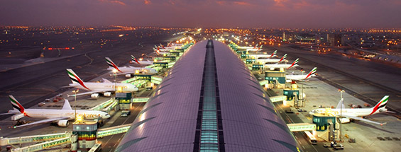 dubai international airport essential information emirates