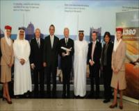Emirates A380 fever heads to the U.S.