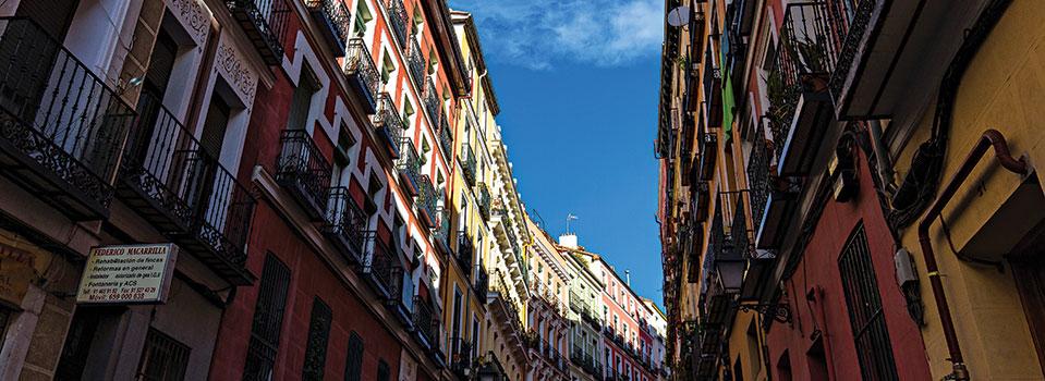 Neighbourhood Lavapiés Madrid Open Skies Article Open