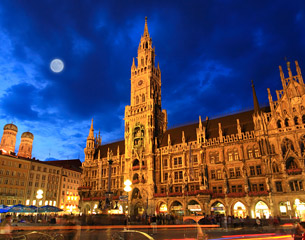 Flights to Munich, Germany